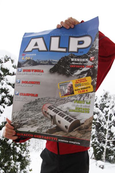 Alp 277 Bivacco Gervasutti
