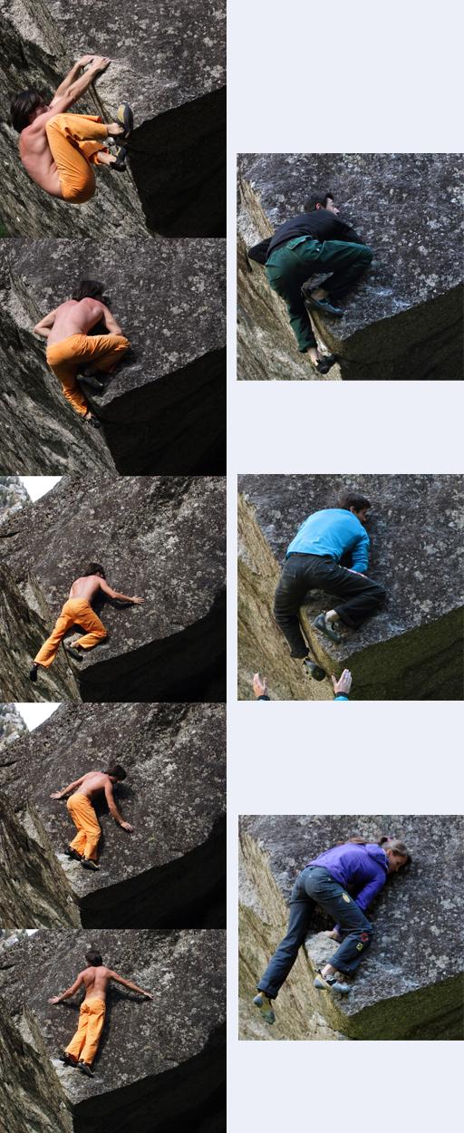 Val Masino Sequenza boulder