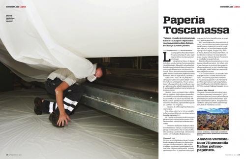 Paperiliitto - Photo Marco Destefanis